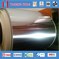 made in China shanxi tisco 430 stainless steel coil with BV certifIcation