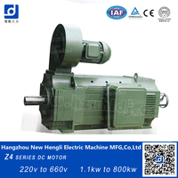 China factory direct 20hp low rpm dc motor