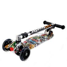 China manufacturer supply water print cooled kick scooter