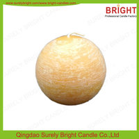 Wholesale Round Ball Candles