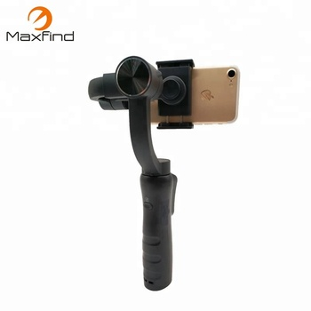 gimble stabilizer Fast Camera-position Adjustment can be manually control by hands