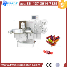 TK-N90 DOUBLE COLOR JELLY CANDY DOUBLE TWIST WRAPPING MACHINE