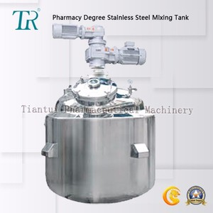Syrup Stainless Steel Mixing Tank