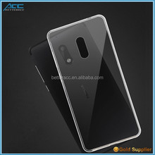 Newest !!! 2017 Ultra Thin High Clear Transparent TPU Soft Gel Silicone Cover Case For Nokia 6