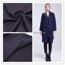 Hot selling cashmere blend wool fabric for coat