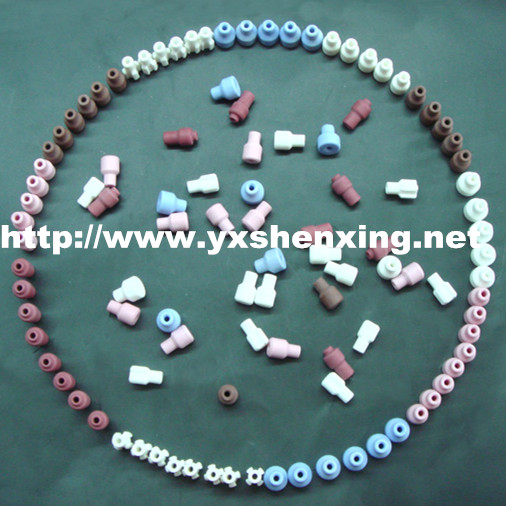 Colorful insulation wear resistance 95% alumina ceramic balls