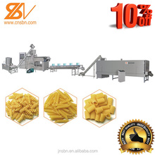 High capacity low consumption Instant 100kg pasta and macaroni making machine/production line