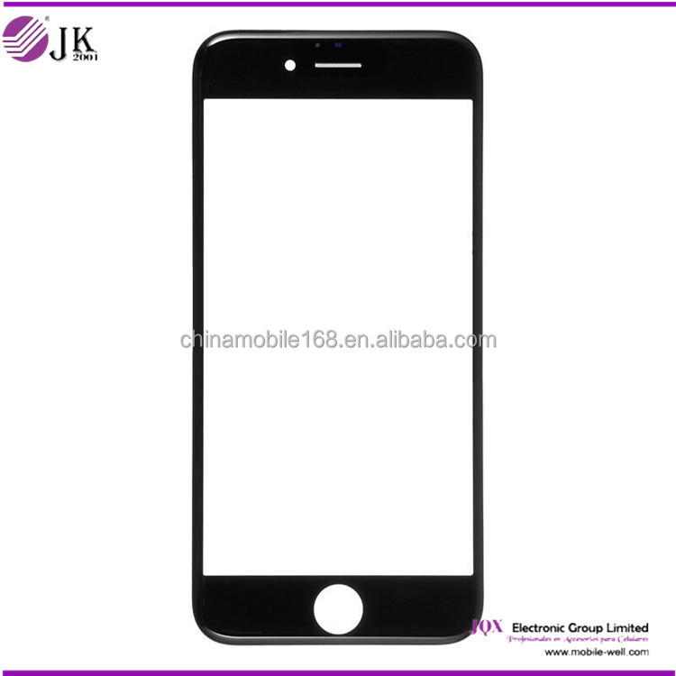 [JQX] China Aftermarket for iPhone 6s Transparent Glass lens Touch Screen
