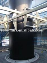 3FM5000 Geomembrane blowing film machine