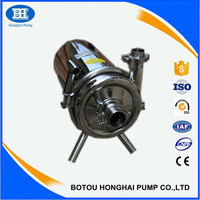 Food grade liquid alcohol transfer pump centrifugal pump