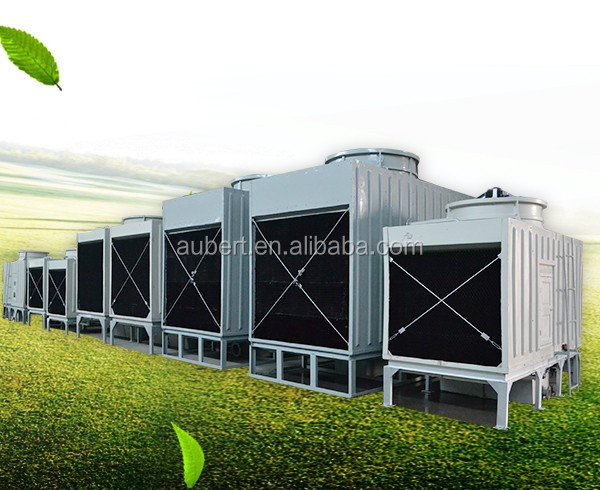 industrial cooling tower square type counter flow cooling water tower