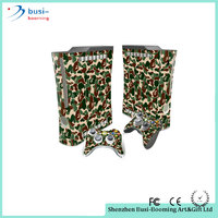 2016 China Manufacturing Camo Decal Sticker Skin For Xbox 360 Console Controller Kit With Factory Price