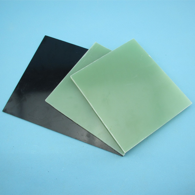 Excellent Mechanical Properties Flat Thin Glass Epoxy Sheet
