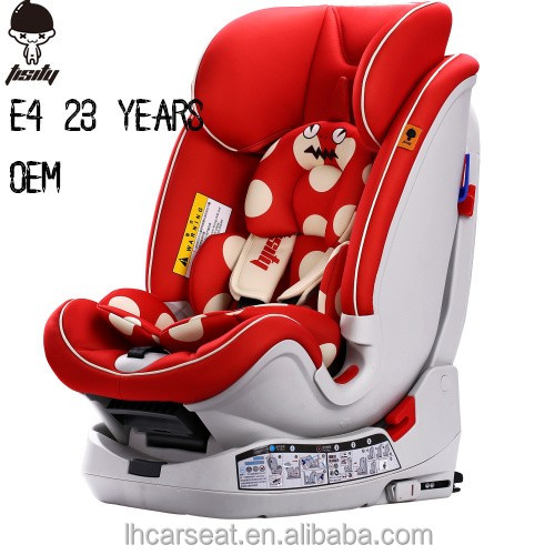 unique graco baby car seat with isofix injection and reclined positions