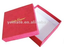 2012 hot stamping wedding gavour boxes for jewelry, high qualtiy gift packaging suppliers