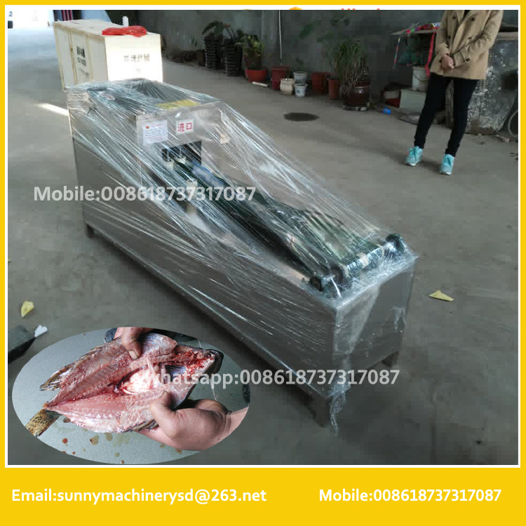 tilapia fish scaling gutting killing removal fillet cleaning machine