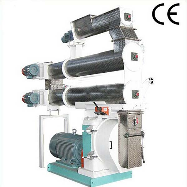 High quality large capacity lucerne homemade pellet mill hot sale in europe