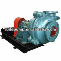Low cost horizontal slurry pumps and spare parts
