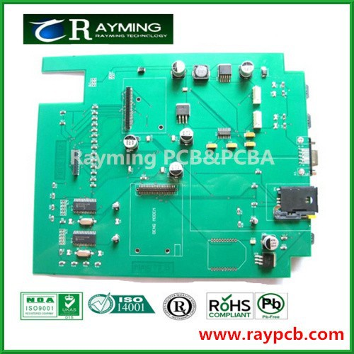 HDI Printed Circuit Board best service raypcb&pcba