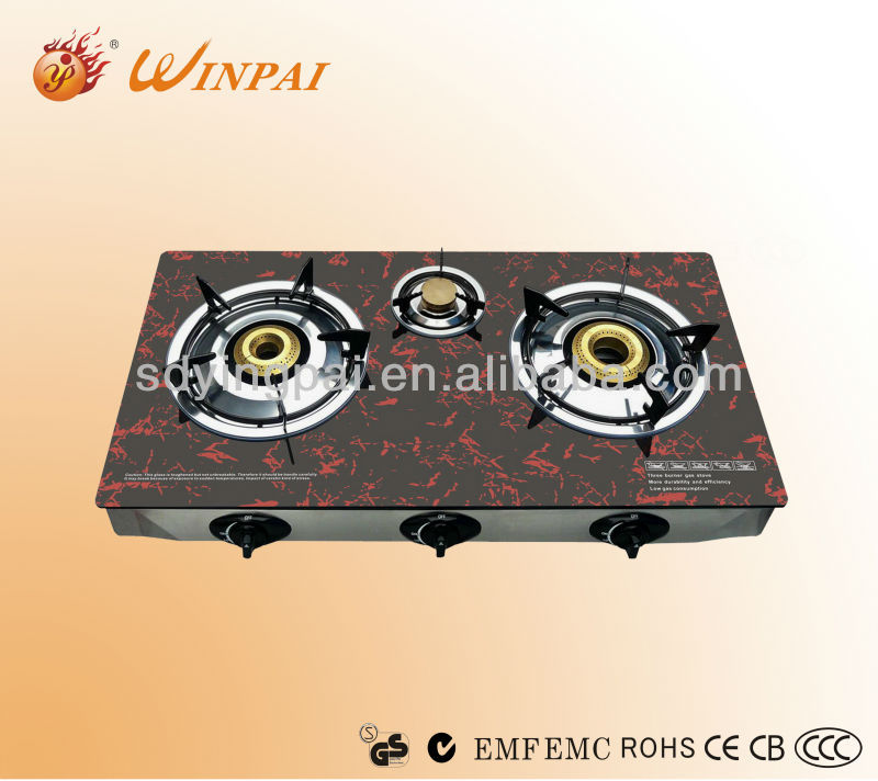 Two burners GAS Cook hob