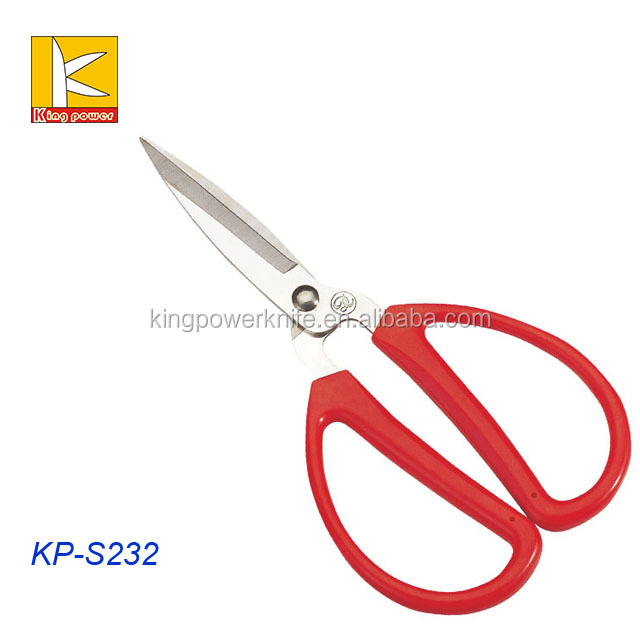 China traditional scissors with PP handle Precision Cutting Blades For Sewing - Office Scissors - Gift Art and Craft Set