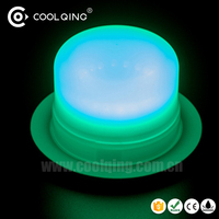 Water Proof RGB Rechargeable Waterproof Led