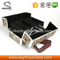 Travel Cosmetic Bag Price Of Makeup Kit Box Aluminum Case