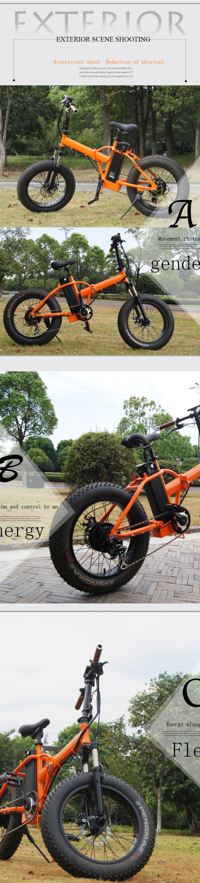 500w high speed mini folding electric bike ebike with suspension aluminum bicycle frame