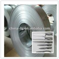 8Cr13MoV stainless steel for making folding knife 2.0*250mm