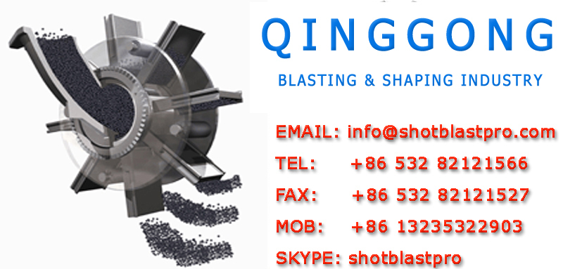 Floor Shot Blasting Machine