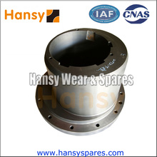 Hansy steel mining machine spare parts eccentric for metso HP300 rock crusher
