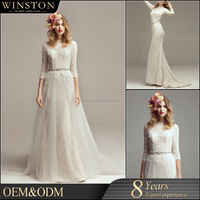 High quality off new wedding dress made to order wedding dresses china