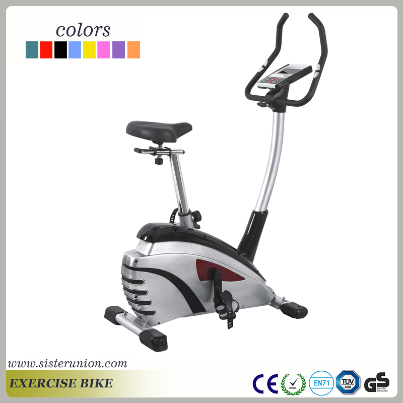 Maxfit Aerobic Step: Ergometer Magnetic Spin Resistance Home Gym Exercise