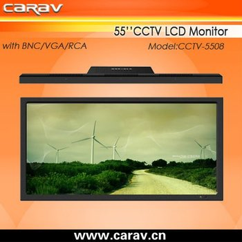 55 inch industrial lcd monitor with strong housing
