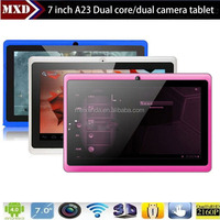 7 inch Android tablet pc from factory direct tv box android 4.2 sex porn tablet pc