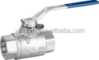 EUE Floating Ball Valve, 3600psi