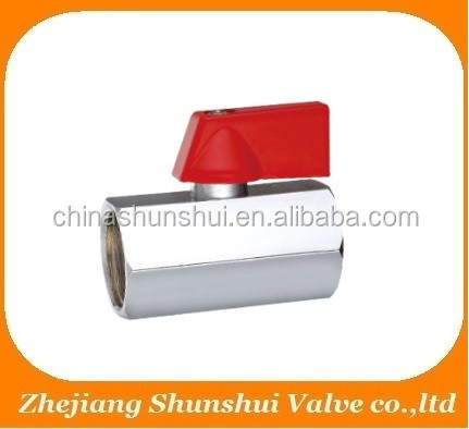 mini ball valve from shunshui brass ball valve mini brass ball vale