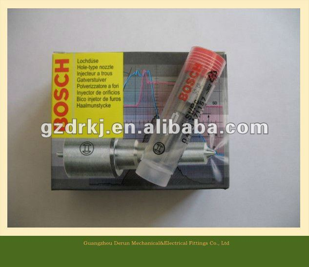 Diesel Fuel Pump Nozzle made in China