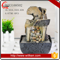Polyresin antique water fountain sale