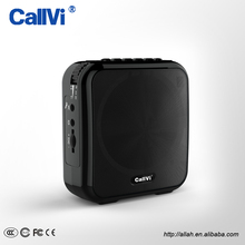 Callvi V-309 Wired/Wireless Portable Sound Loudspeaker,FM radio, TF mucis playing pocket fm radio with bluetooth