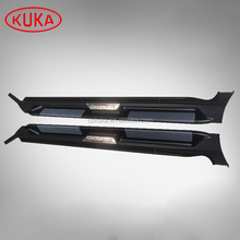 Manufacture Step Rails Step Running Boards for Auto 4x4 Kia Sportage R 2010+