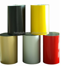 colored lacquered aluminum foil