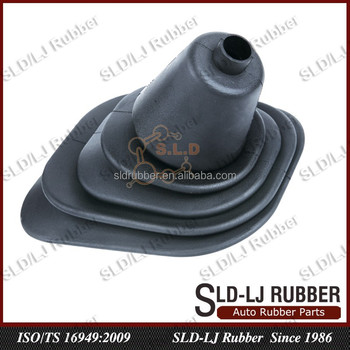 Gear Shift Rubber Dust Cover With High-Quality Rubber