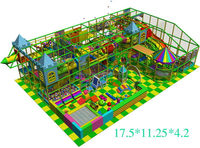 High quality/antique/indoor inflatable indoor playground