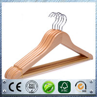 Cheap High Quality Hanger Colored Wooden