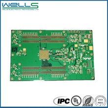 High quality CEM-3 1.0mm Immersion Gold electric pcb manufacturer