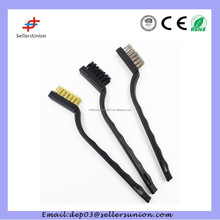 3 pcs samll steel wire brush for brush cutter