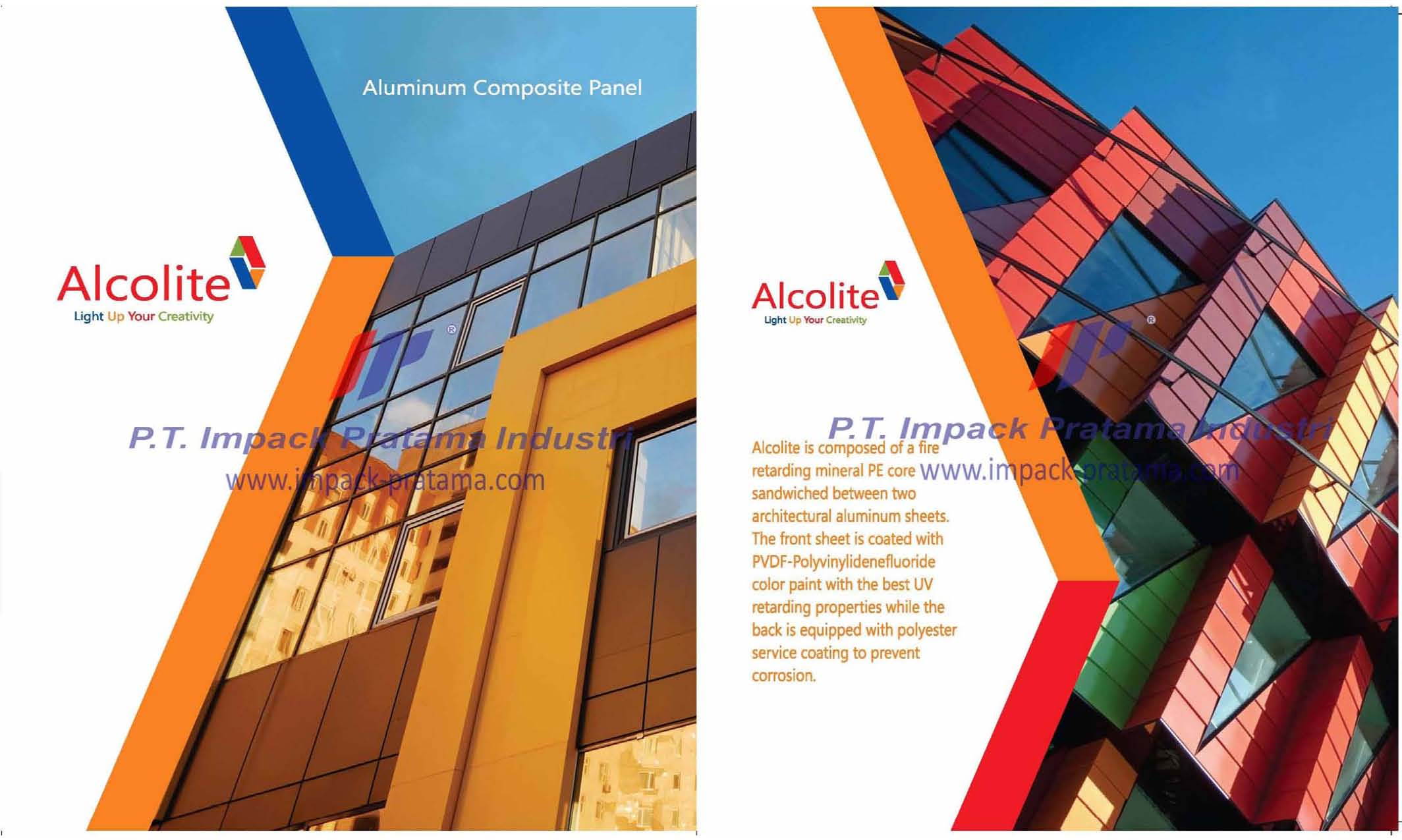 ALCOLITE - HIGH QUALITY ALUMINUM COMPOSITE PANEL
