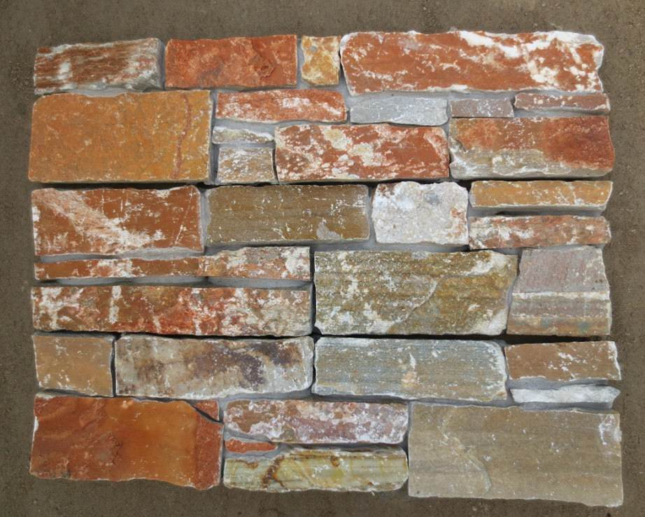 exterial wall house decorative culture stone/wall covering cladding panels