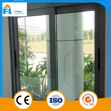 High quality cheap aluminium frame sliding glass window